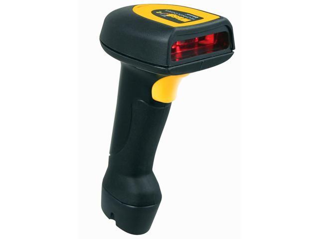 Wasp 633808920234 WWS850 Bluetooth Wireless Laser Scanner Only