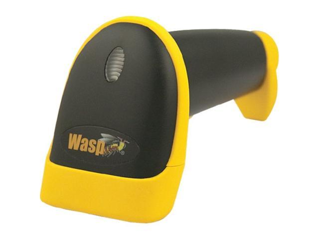 Wasp WWS550i 633808920623 Freedom Cordless Barcode Scanner