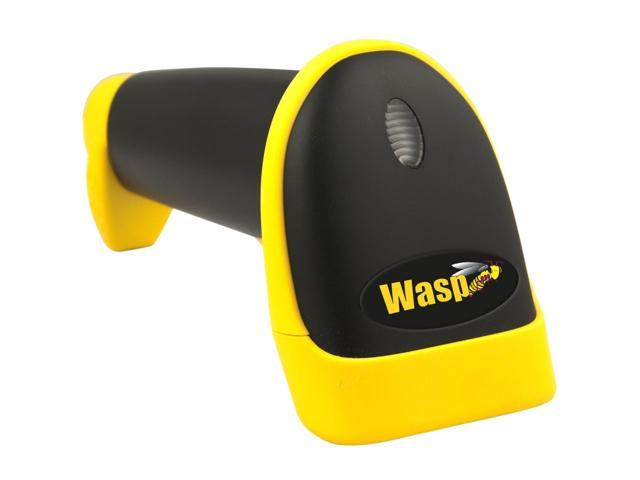 Wasp 633808121662 WLR8950 CCD Lr Barcode Scanner With USB
