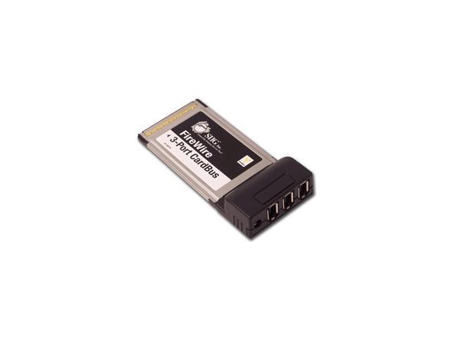 SIIG NN-PCM312-S2 IEEE 1394 PCMCIA Card
