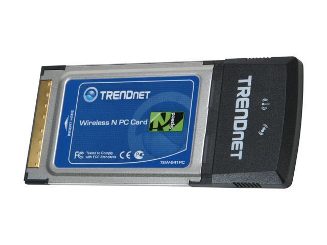 TRENDnet TEW-641PC Wireless N PC Card