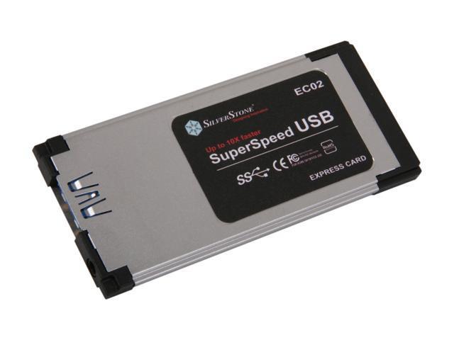 Silverstone EC02 USB ExpressCard