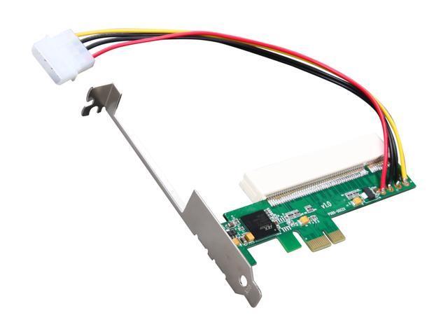 BYTECC BT-PEPCI PCI Express x 1 to PCI Card 32 bit