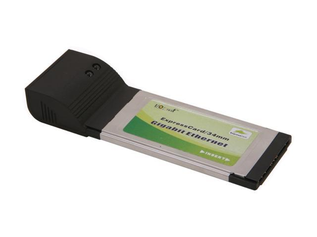 SYBA SY-EXP24006 Gigabit Ethernet 34mm ExpressCard