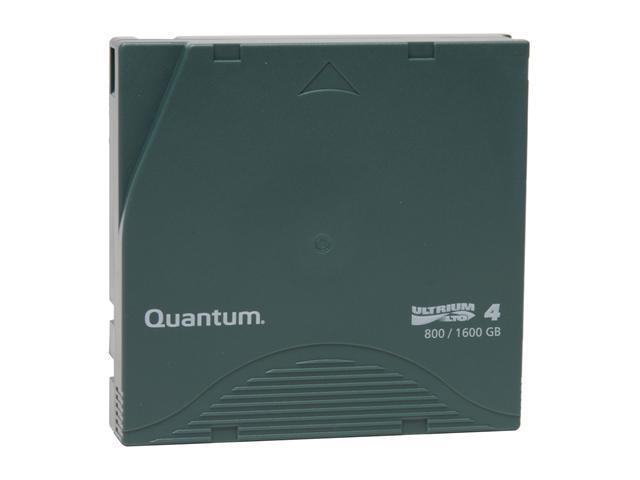 Quantum MR-L4MQN-01 800/1600GB LTO Ultrium 4 Tape Media 1 Pack