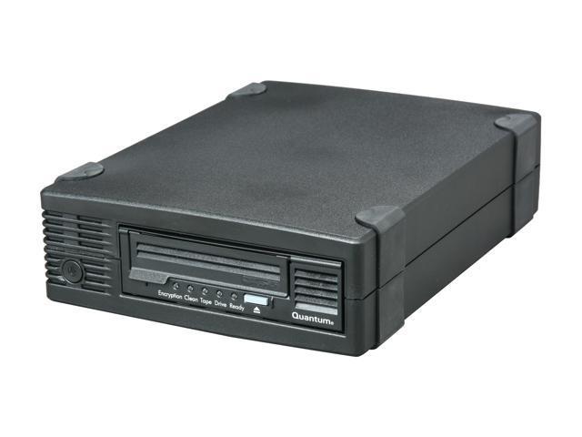Quantum TC-L52BN-AR Black 3TB LTO Ultrium 5 Half Height Tape Drive