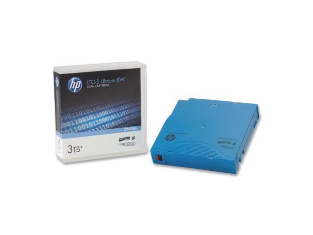 HP C7975A 1.5/3.0TB LTO Ultrium 5 Data Cartridge 1 Pack