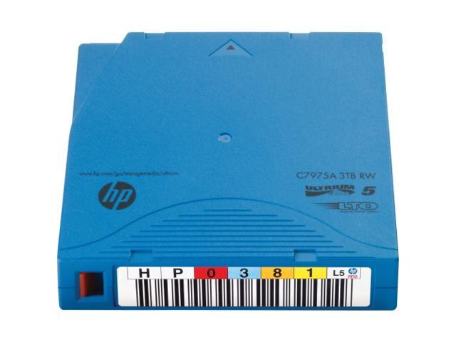 HP C7975AJ LTO Ultrium 5 Data Cartridge