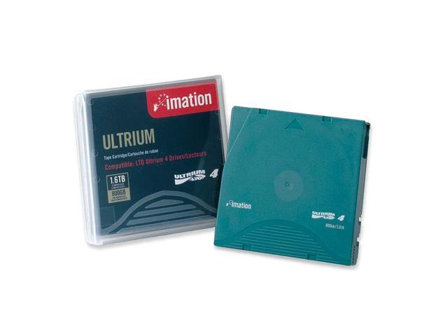 imation 26592 800/1600GB LTO Ultrium 4 Tape Media 1 Pack