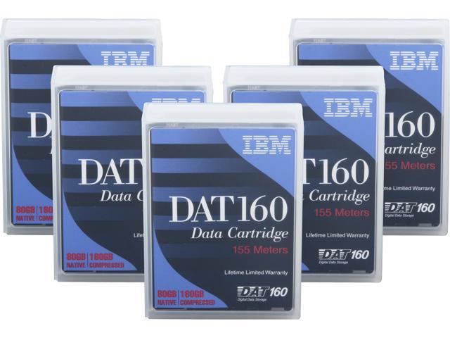 IBM DAT Tape Zip Media