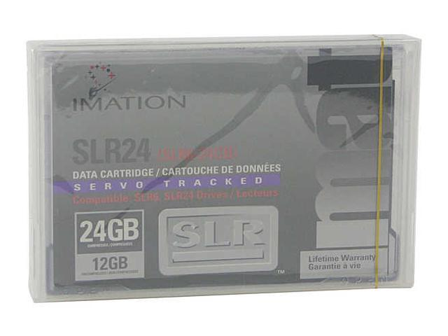 imation 12725 12/24GB SLR24 Tape Media 1 Pack