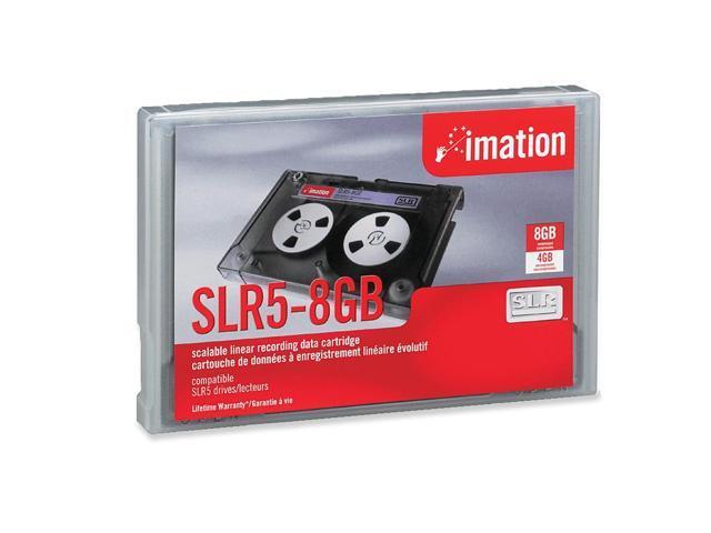 imation 11864 4/8G SLR5 Tape media 1 Pack