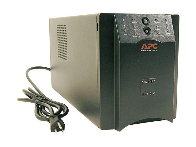 APC SUA1000 1000VA 670W UPS