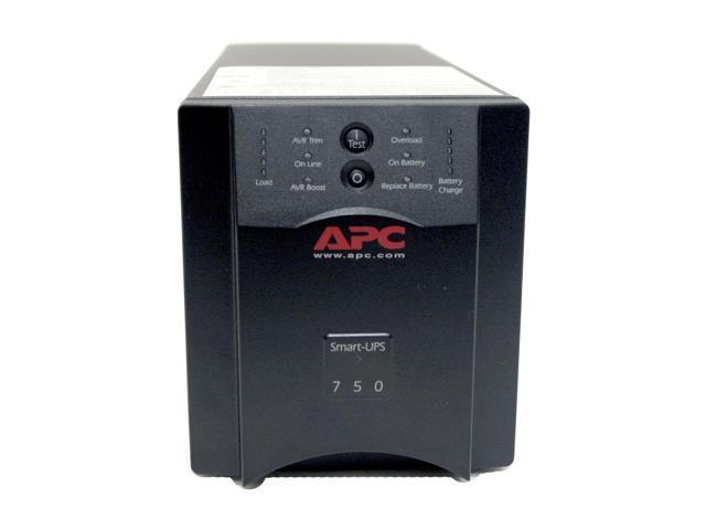 APC SUA750 750VA 500W UPS