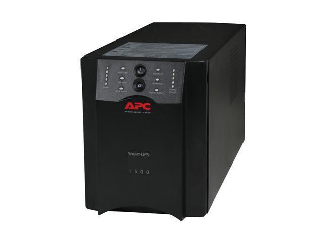 APC SUA1500US Smart-UPS 1500VA USB & Serial 120V NAFTA