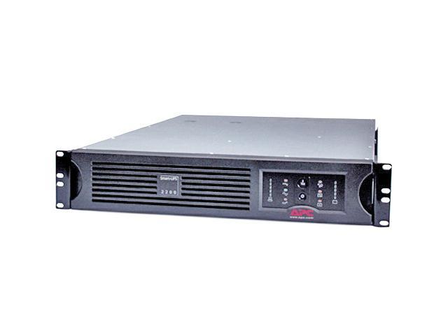 APC SUA3000RMI2U Smart-UPS 3000VA USB & Serial RM 2U 230V