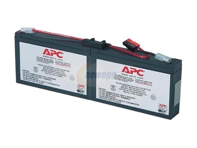 APC RBC18 Replacement Battery Cartridge #18