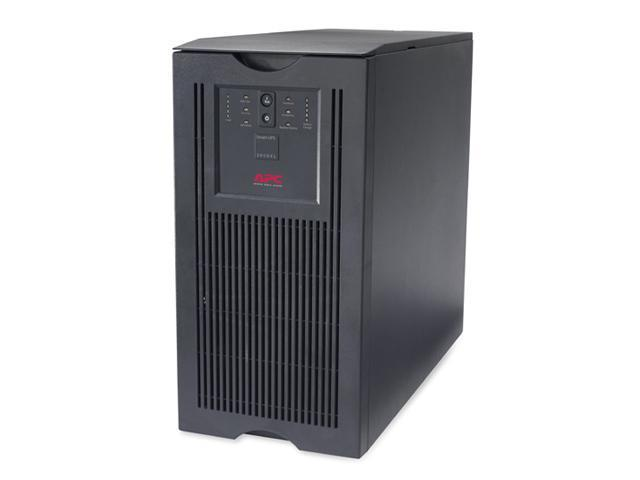 APC SUA3000XLT 3000 VA 2700 Watts Smart-UPS XL 3000VA 208V Tower/Rack Convertible