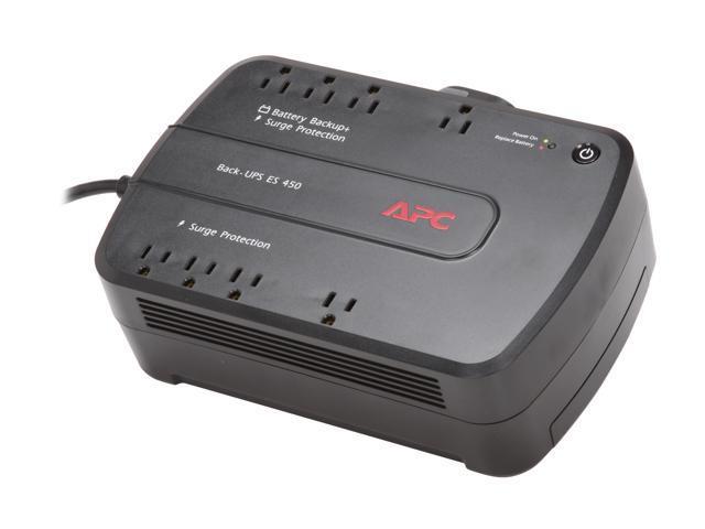 APC BE450G 450 VA 257 Watts UPS