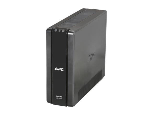 APC BX1300G 1300 VA 780 Watts Power-saving Back-UPS XS