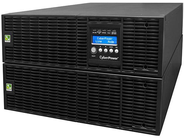 CyberPower OL6000RT3U 6000 VA 5400 Watts UPS