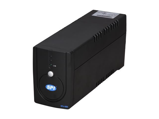 SPI SPU-600 600VA 360w UPS