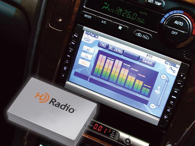 InstallerNet HD Radio Direct Connect e-InstallCard