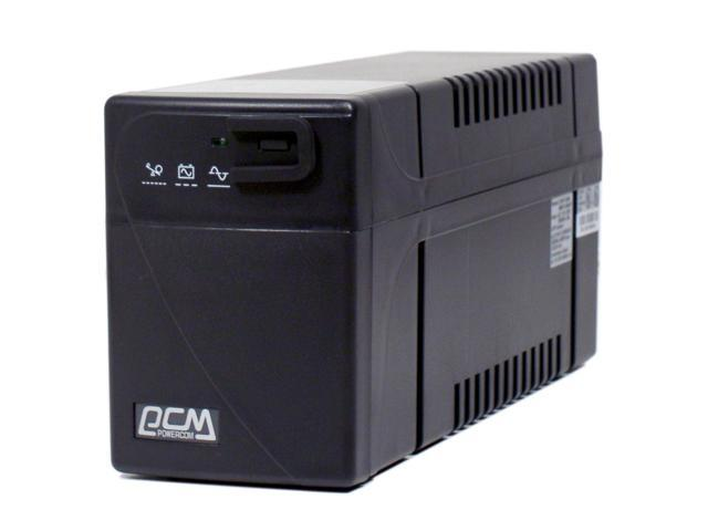 PCM Powercom BLACK KNIGHT PRO BNT-800AP 800 VA 4 Outlets UPS