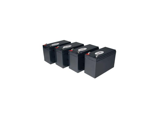 TRIPP LITE RBC54 4 x 12V UPS Replacement Batteries