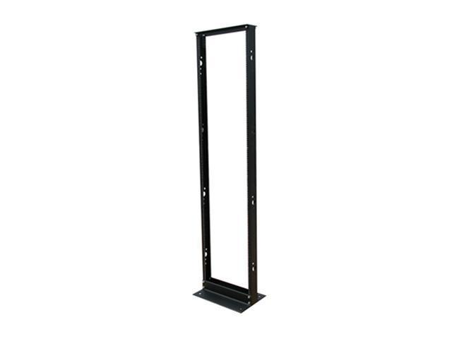 Tripp Lite SR2POST 45U 2-Post SmartRack Open Frame Rack - Organize and Secure Network Rack Equipment
