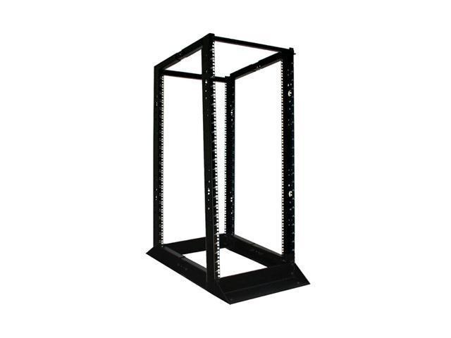 4-Post Open Frame Rack Server Cabinet 13U