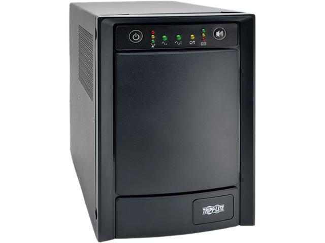 TRIPP LITE SMC1000T 1000 VA 650 W Line Interactive Sine Wave UPS, Tower