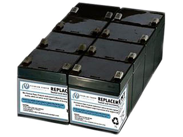 eReplacements SLA43-ER Sealed Lead Acid Battery for APC RBC43