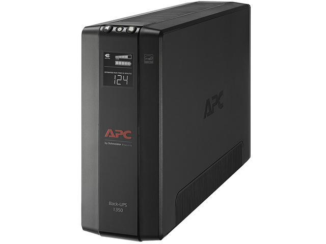 APC BX1350M Back-UPS Pro 1350 VA 810 Watts 10 Outlets Uninterruptible Power Supply (UPS)