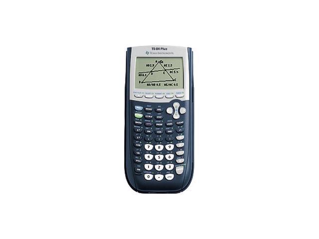 Texas Instruments 84PLSE/TPK/1L1/B Graphics Calculator Teachers Kit - 10 Pack
