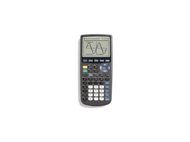 Texas Instruments 83PL/TPK/1L1/E TI83 Plus Teacher Kit - 10 Pack