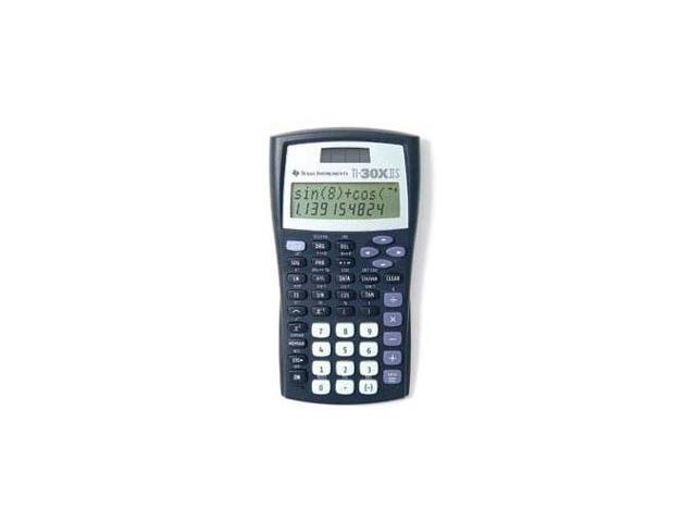 Texas Instruments 30XIISTKT1L1B Scientific Calculator Teacher Kit - 10 Pack