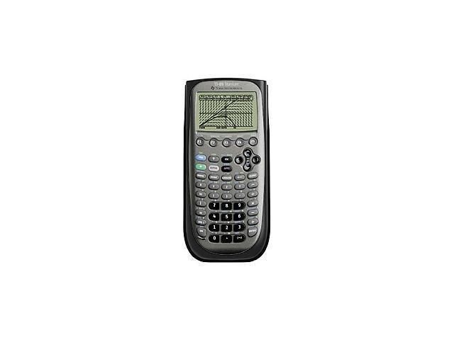 Texas Instruments TI89TIVSC ViewScreen calculator for use with the same ViewScreen panel