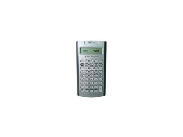 Texas Instruments IIBAPRO/CLM/4L1/A BA II Plus Professional Calculators