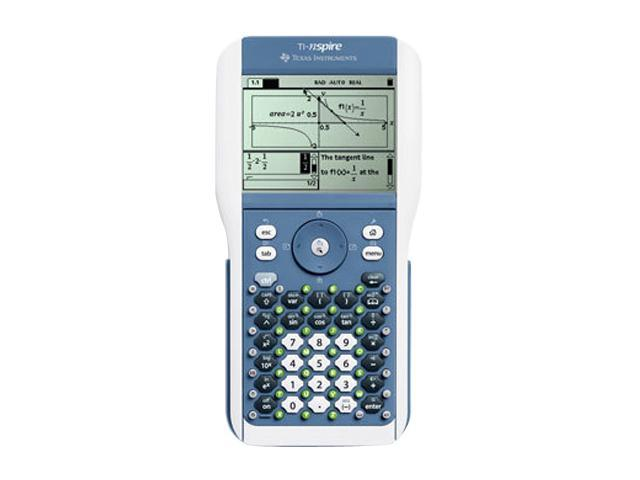Texas Instruments NS/CLM/1L1 Nspire Graphing Calculator (swap keypad)