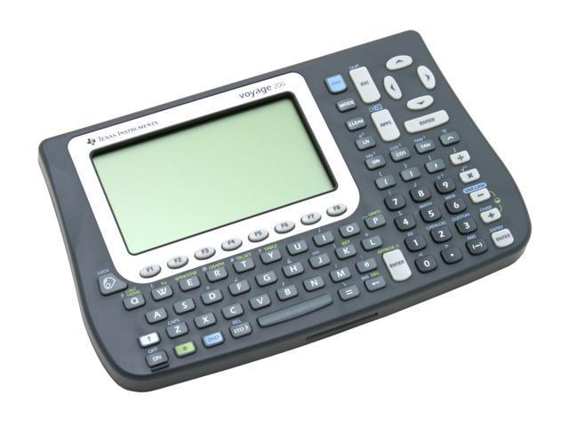 Texas Instruments Voyage 200 Calculator