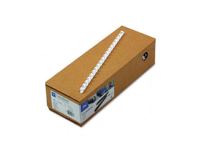 4000038 GBC CombBind Standard Spines, 3/8