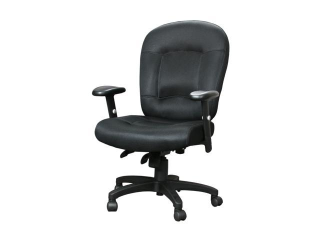 Rosewill Middle Back Fabric Ergonomic Chair Black (RCT04BF)