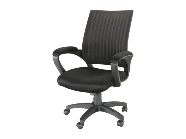 Rosewill Middle Back Mesh Manager's Chair - Black (RFFC-11005)