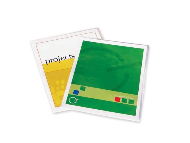 52205 Fellowes Self-Adhesive Pouches - Letter, 5 pack