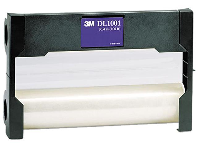 DL1001 Scotch Refill Rolls for Heat-Free Laminating Machines, 100 ft.