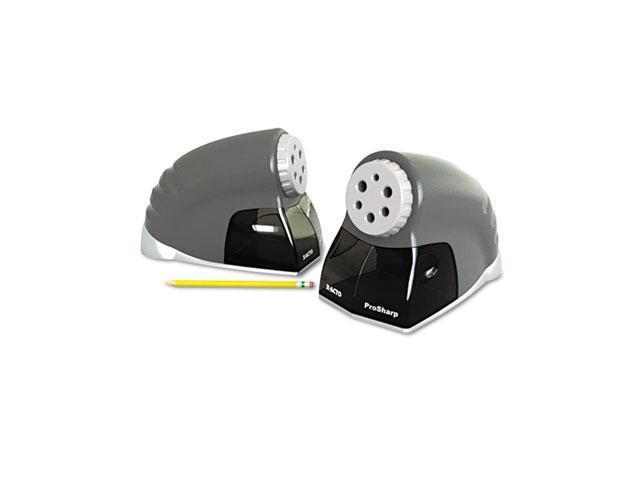 X-ACTO 1612 ProX Electric Pencil Sharpener, Silver