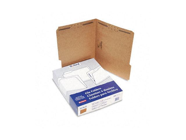 Pendaflex FK212 Kraft Two-Fastener Classification Folders with 1/3 Cut Tabs, Letter, 50/Box