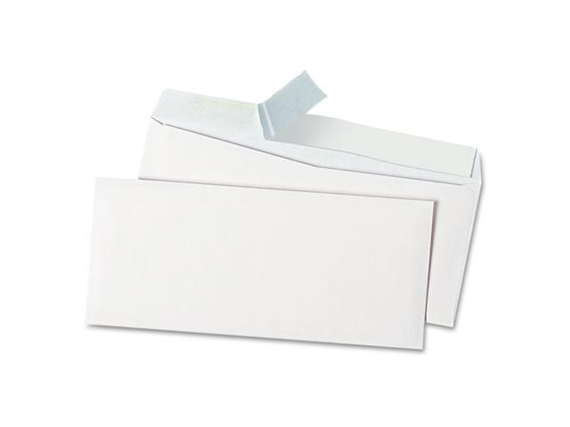 Office Impressions Peel Seal Strip Business Envelope, #10, White, 500/Box