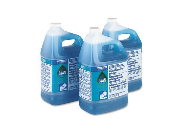 Dawn 02613CT Dishwashing Liquid, 1 gal Bottle, 3/Carton